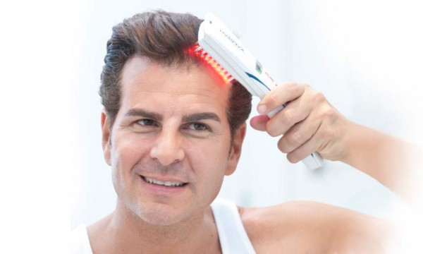 Laser Light Energy Targets Hair Follicles To Stimulate Growth