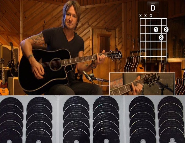 Keith Urban Guitar Lessons Review | Does it Work?